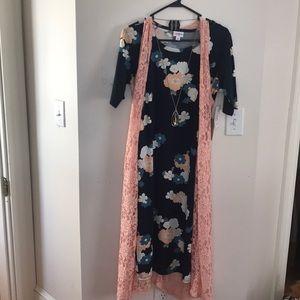 Julia LuLaRoe Dress